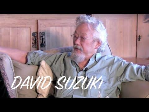 David Suzuki Interview (Part 1)