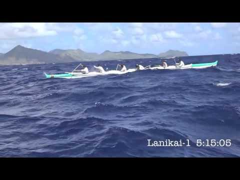 Molokai Hoe 2014 #2 The Race