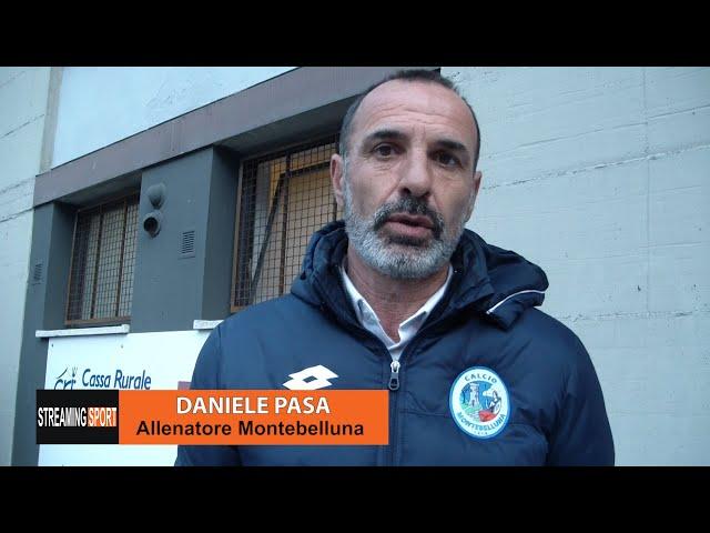 Trento Montebelluna 2 - 1 i gialloblù di Parlato volano in vetta solitari. 17 febbraio 2021