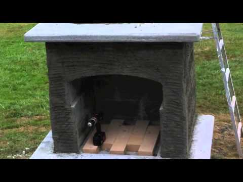 Building an Outdoor Fireplace - YouTube on Building Your Own Outdoor Fireplace id=52594