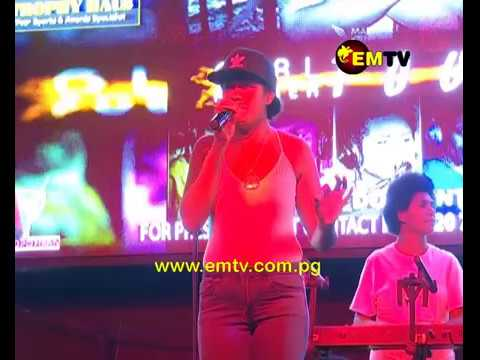 PNG's First Ever Girl Band Making First Appearance in Port Moresby