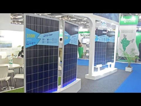Exhibition Stands in Renewable Energy & Solar Energy Segment