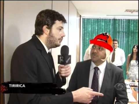CQC - Brasília com Danilo Gentili (14/03/2011)
