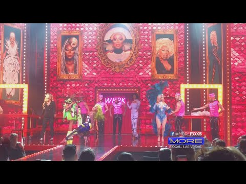 """RuPaul's Drag Race: Live"" debuts in Las Vegas"