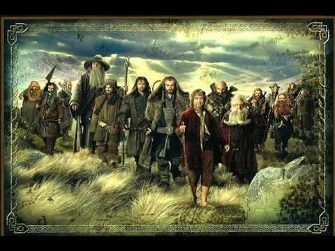The Hobbit - The Misty Mountains (Cold) Song [Versión Completa]