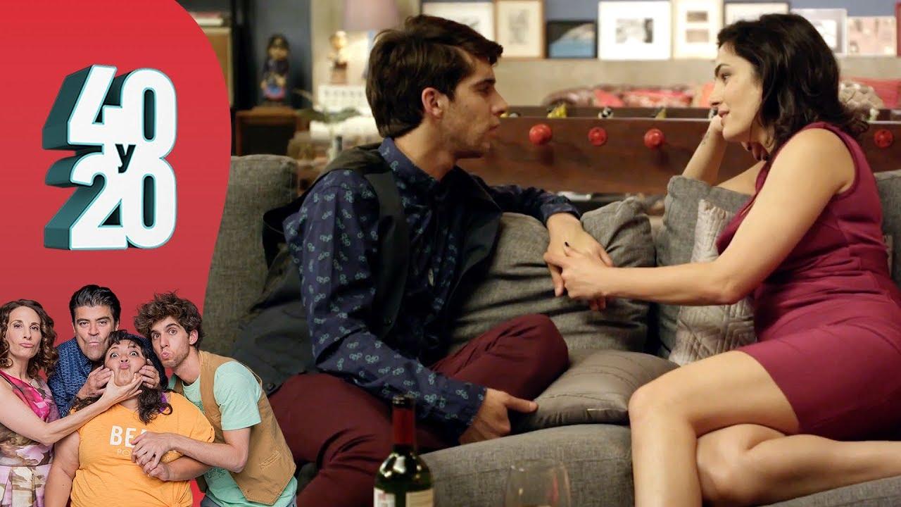 Capítulo 9: Frank se enamora de Karime | 40 y 20 T2 - Distrito Comedia