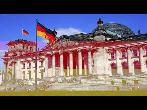 """The National Anthem of The Federal Republic of Germany """"Einigkeit und Recht und Freiheit"""""""