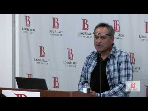 LBCC - Student Equity Speaker Series: Luis Sinco, Parts 1, 2, & 3