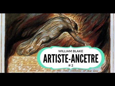 WILLIAM BLAKE   Artiste-Ancêtre #2