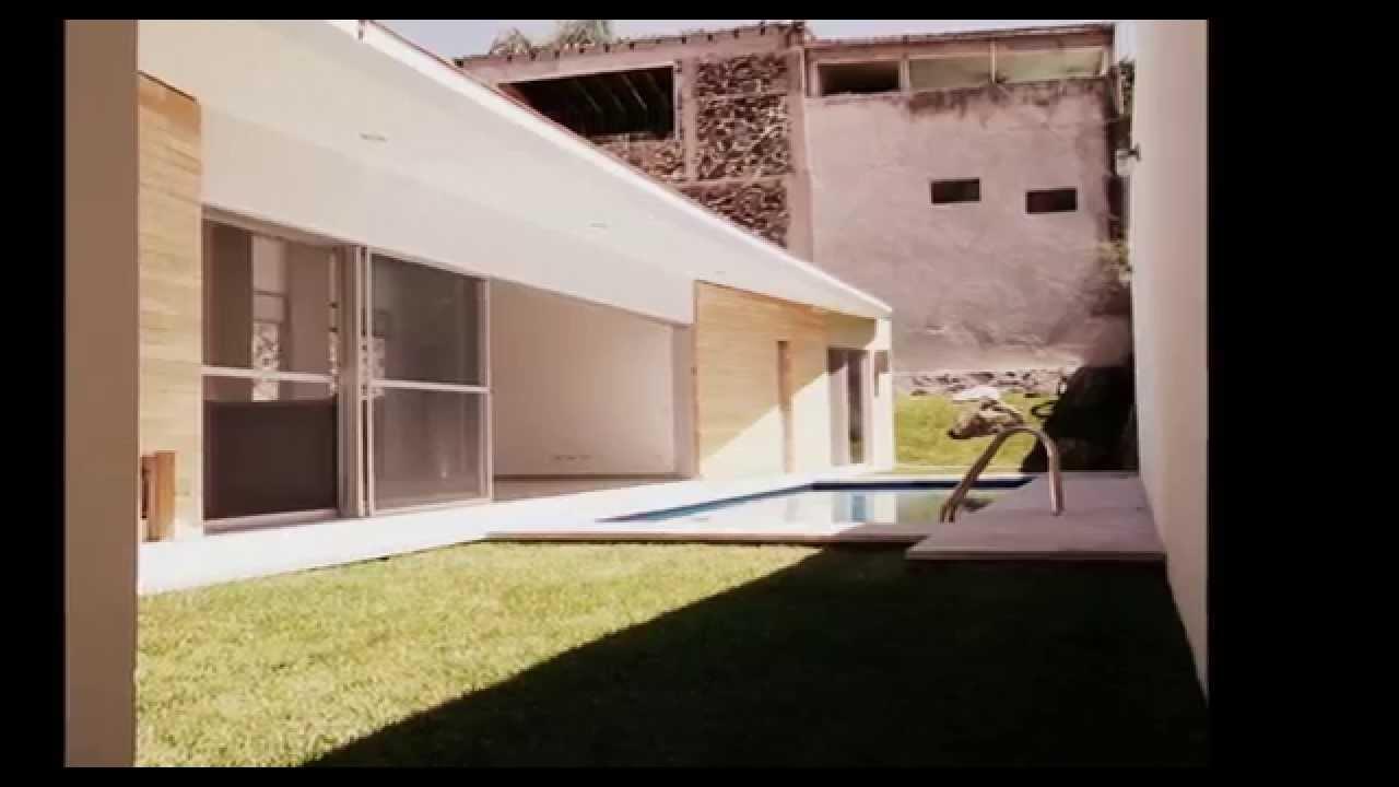 casas en cuernavaca brisas estilo minimalista youtube