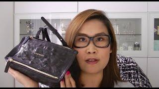♥黑咪分享♥ 究竟Givenchy Pandora Mini裝到幾多野