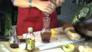 Heart Healthy Recipe - Caesar Salad With Mom's Homemade Croutons