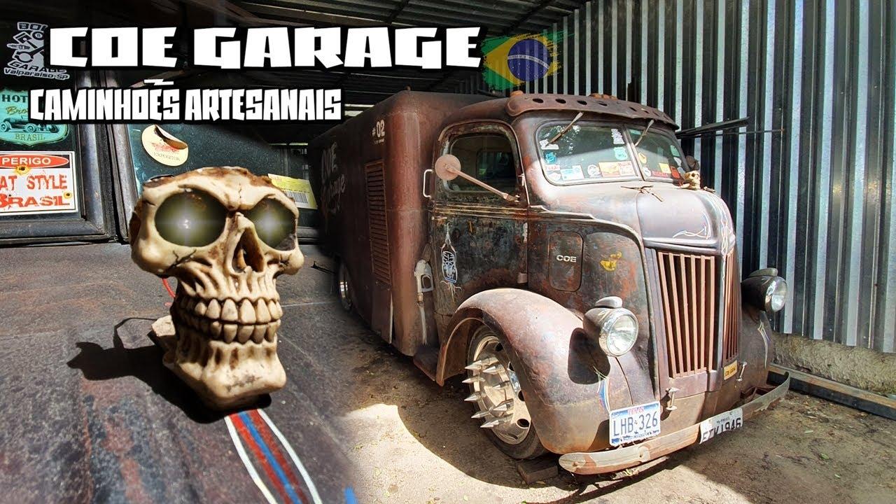 Download COE GARAGE CAMINHÕES E CAMINHONETES ARTESANAIS   NUNCA VI NADA IGUAL   Canal 7008films