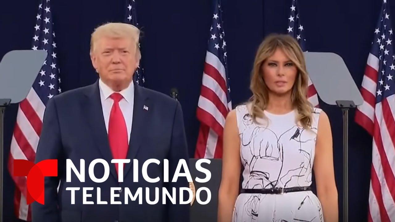 Noticias Telemundo, 4 de julio 2020   Noticias Telemundo