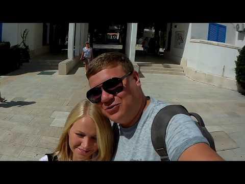 ⭕️Черногория , Будва , Отель Словенска Плаза , Slovenska Plaza , прогулка , дискотека :)
