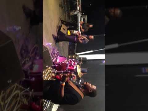 Carl Sims With DJ MAJIK 1