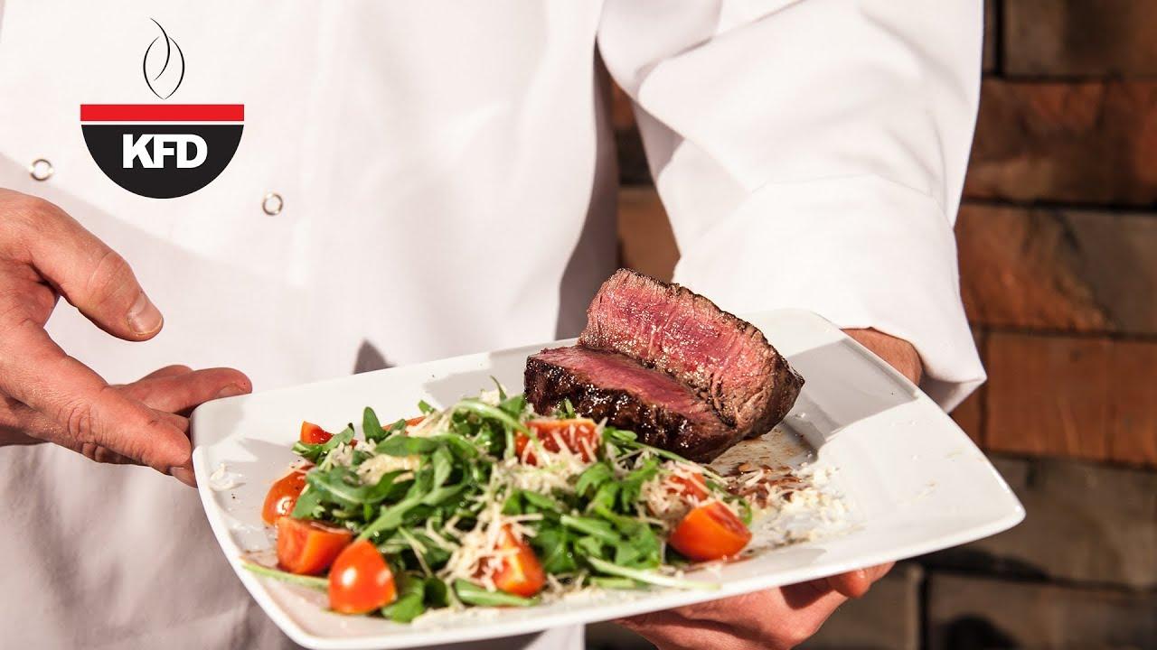 Smażony Stek Wołowy Przepis Kuchnia Kfd