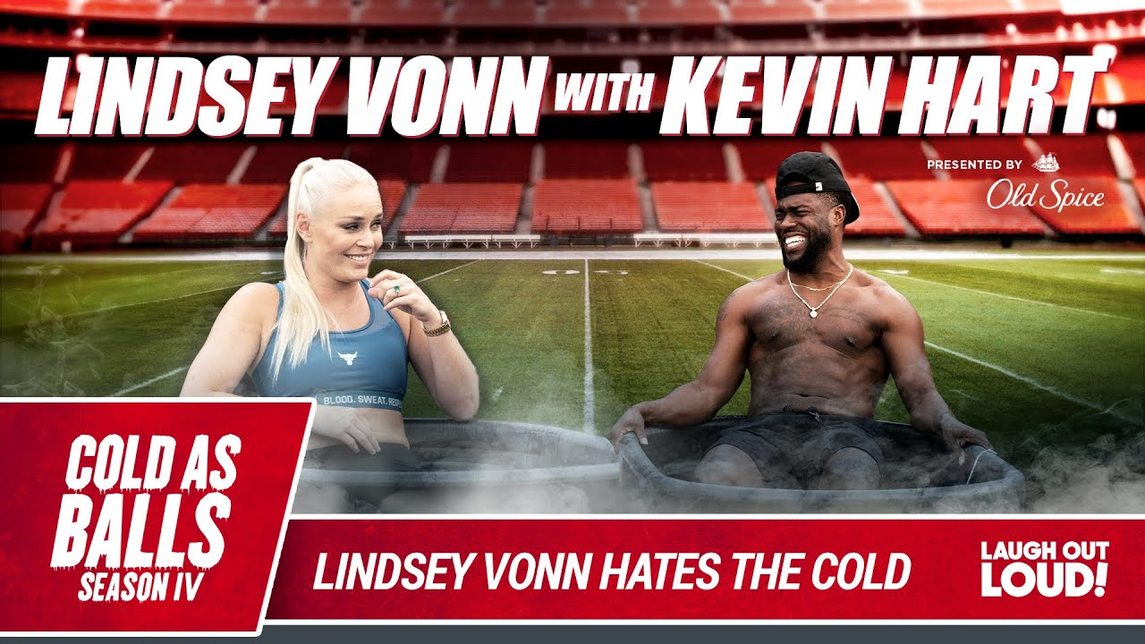 Kevin Hart Gets An Invite To Sit At The Kids Table At Lindsey Vonn's Wedding | Cold as Balls S4