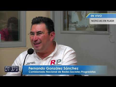 México: Líder nacional de las Redes Sociales Progresistas (RSP) afirma que serán nuevo partido político