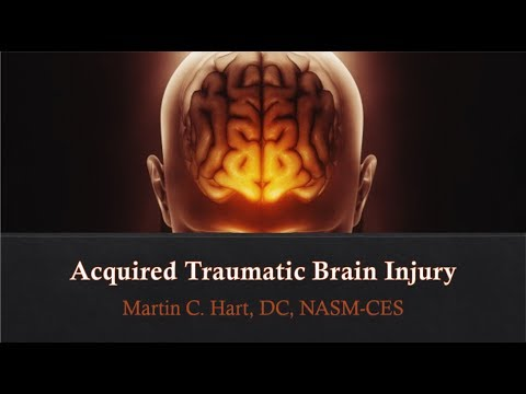 recovery from traumatic brain injury