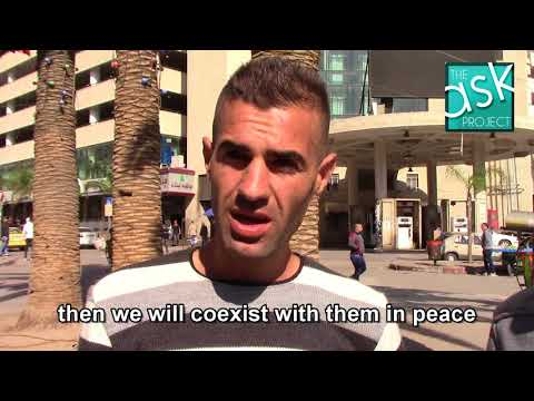 Palestinians: If you had unlimited power, what would you do with the Israelis?
