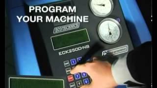 ECOTECHNICS. Установка для обслуживания и заправки кондиционеров.(ECOTECHNICS. Презентация установки для обслуживания и заправки кондиционеров., 2013-04-09T13:28:45.000Z)