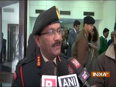 The army will retaliate, the action will speak for itself: Vice Chief of Army Staff