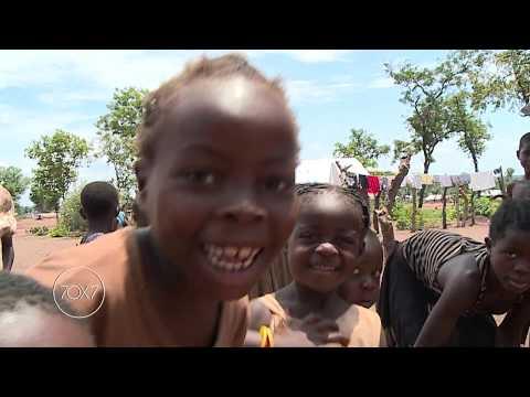 Lóvua, Angola: um campo de refugiados com direitos humanos