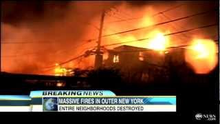 Hurricane Sandy: Video Shows Devastation in NYC Boroughs From 'Perfect Storm'