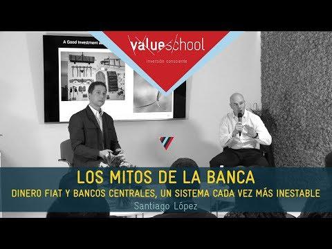 Los mitos de la banca - con Santiago López