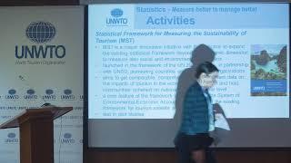 John Kester, UNWTO MST Initiative - Global INSTO2018