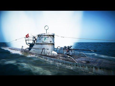 uboat- -huge-carrier-sunk---first-look-ww2-submarine-simulator- -uboat-gameplay