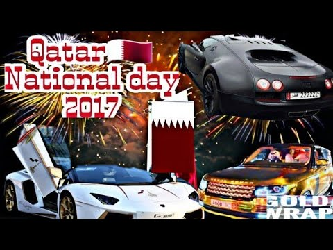 QATAR🇶🇦 NATIONAL DAY(2017)|ROAD MADNESS|BEST EVER NATION DAY|PARADE AND MANY MORE|