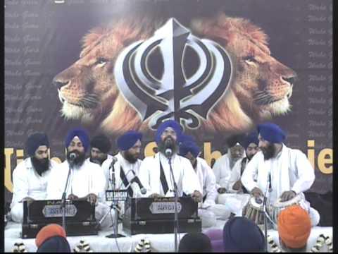Bhai Manpreet Singh Ji Kanpuri KRISHNA NAGAR SMAGAM