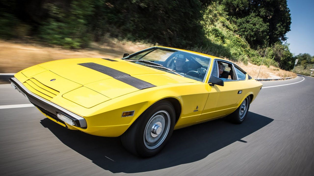 Garage Gurus Youtube 1975 Maserati Khamsin Jay Leno 39s Garage Youtube