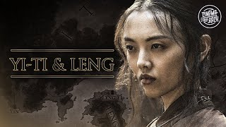 WORLD OF WESTEROS: Yi Ti & Leng – Die geheimen Orte von GAME OF THRONES