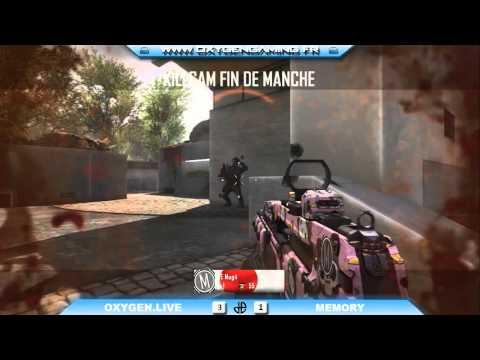 Finale ODC Decerto : OxYGeN.Live VS Memory