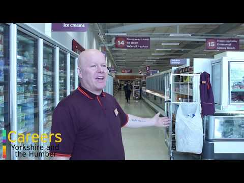SEND Intern Testimonial - Sainsburys