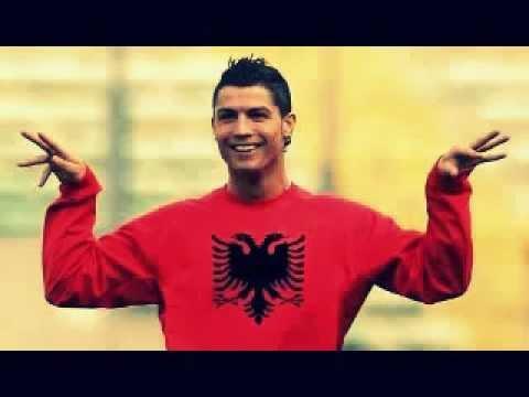 Cristiano Ronaldo albanian-origin 1985-2011 megascoop of 2011