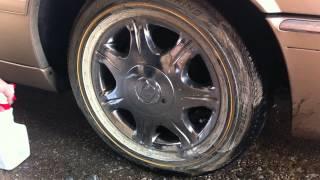 Best Way To Clean Vogue Tires (Tyres)  part 2