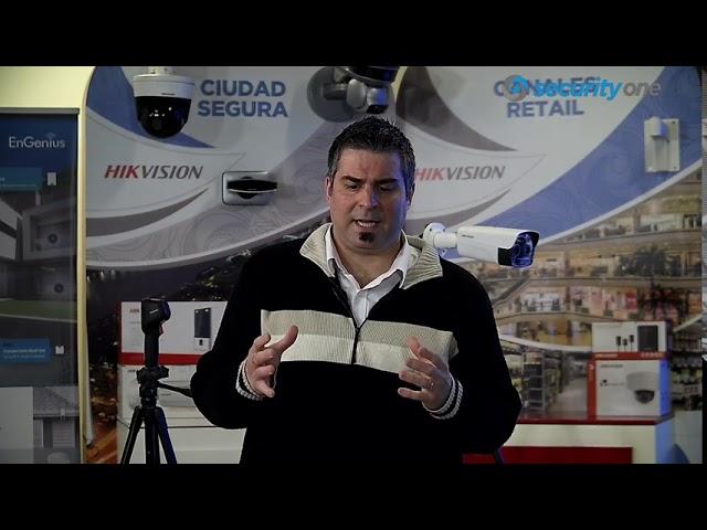 Vivo y Demo de Solución BACK TO BUSINESS ! | Hikvision | Security One