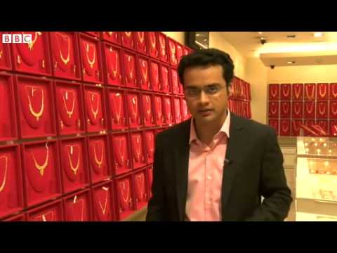BBC News   Has The Indian Government Taken The Shine Off Gold