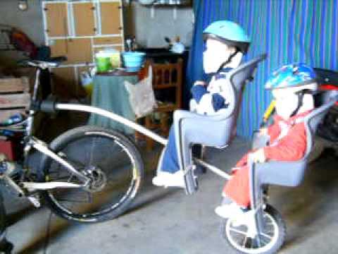 Carrito de transporte para bicicletas youtube - Como guardar bicis en un piso ...