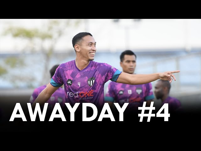 AWAYDAY #4 : SRI PAHANG FC VS TERENGGANU FC