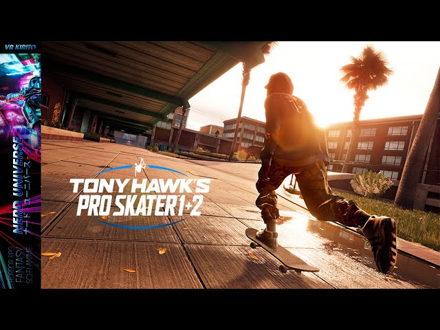 Tony Hawk's Pro Skater 1 + 2 | Tutorial - Shop - Parks - Gameplay - Skater - Modi - Multiplayer ✮ DE