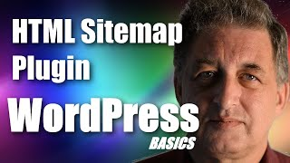 #023 WordPress Tutorial - Installing an WordPress HTML Sitemap Plugin