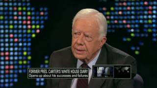 CNN: Carter talks Obama, tea
