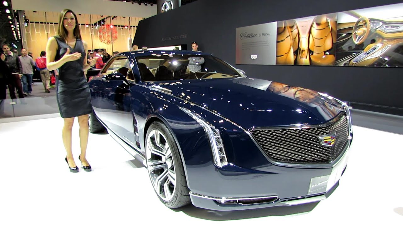 2015 Cadillac Elmiraj Presentation - 2014 New York Auto ...