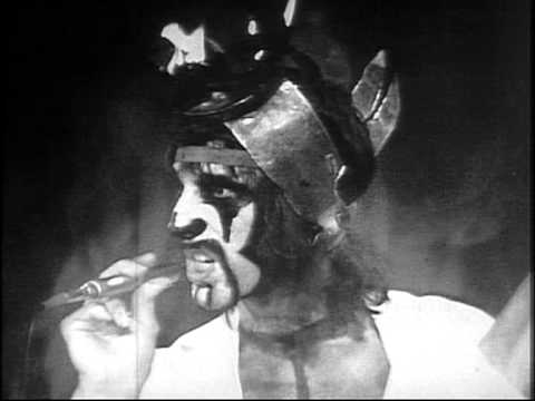 Fire  The Crazy World Of Arthur Brown @ TOTP 1968