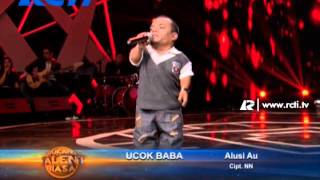 Video Alusi Au Cover By Ucok Baba - Bukan Talent Biasa 29 April 2014 download MP3, 3GP, MP4, WEBM, AVI, FLV Maret 2018